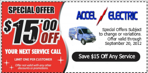 $15 Off ANy Service Coupon